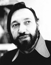 Charles Marowitz <br> Founder & Artistic Director of the Open Space Theatre, London in 1976 (c) Donald Cooper/Photostage photos@photostage.co.uk ref/BW-P-038-6