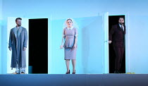 THE MARRIAGE OF FIGARO by Mozart libretto: da Ponte English translation by Jeremy Sams conductor: Kevin John Edusei set design: Johannes Schutz costumes: Astrid Klein lighting: Matthew Richardson chor...
