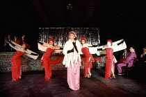 GUYS AND DOLLS based on the story & characters by Damon Runyon music & lyrics: Frank Loesser book: Jo Swerling & Abe Burrows conductor: Wasfi Kani choreographer: Paul Madden director: Syd Ralph <br> c...