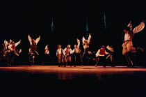 MARTIN GUERRE book: Alain Boubil & Claude-Michel Schonberg music: Claude-Michel Schonberg lyrics: Edward Hardy, Herbert Kretzmer & Alain Boubil design: Nick Ormerod lighting: David Hersey choreographe...