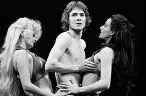 PIPPIN book: Roger O. Hirson music & lyrics: Stephen Schwartz set design: Tony Walton costumes: Patricia Zipprodt lighting: Jules Fisher director & choreographer: Bob Fosse <br> Paul Jones (Pippin)Her...