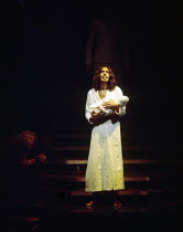 ROCK NATIVITY book & lyrics: David Wood music: Tony Hatch & Jackie Trent design: Martin Johns lighting: Philip Rowe choreography: Teddy Green director: Gareth Morgan <br> infant; baby a Cameron Mackin...