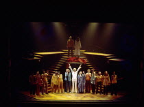 ROCK NATIVITY book & lyrics: David Wood music: Tony Hatch & Jackie Trent design: Martin Johns lighting: Philip Rowe choreography: Teddy Green director: Gareth Morgan <br> company a Cameron Mackintosh...