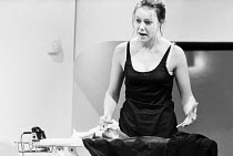 ROOTED by Alexander Buzo director: Pam Brighton <br> Jenny Agutter (Sandy) Hampstead Theatre Club, London NW3 05/03/1973 (c) Donald Cooper/Photostage photos@photostage.co.uk ref/BW-N-044-30