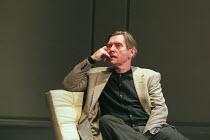 ART by Yasmina Reza translated by Christopher Hampton design: Mark Thompson lighting: Hugh Vanstone director: Matthew Warchus <br> Tom Courtenay (Serge) Wyndham's Theatre, London W1 15/10/1996 (c) Don...