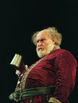 HENRY IV by Shakespeare design: Pamela Howard director: Stephen Unwin <br> Timothy West (Sir John Falstaff) English Touring Theatre (ETT), Old Vic, London SE1 30/01/1997 (c) Donald Cooper/Photostage p...