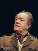 TOM & CLEM by Stephen Churchett design: Rob Howell lighting: Mick Hughes director: Richard Wilson <br> Michael Gambon (Tom) Aldwych Theatre, London WC2 14/04/1997 (c) Donald Cooper/Photostage photos@p...