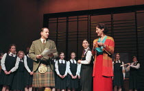 THE PRIME OF MISS JEAN BRODIE by Jay Presson Allen adapted from the novel by Muriel Spark design: Huntley/Muir lighting: Peter Mumford director: Phyllida Lloyd <br> in the music room: Adam Kotz (Gordo...