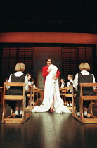 THE PRIME OF MISS JEAN BRODIE by Jay Presson Allen adapted from the novel by Muriel Spark design: Huntley/Muir lighting: Peter Mumford director: Phyllida Lloyd <br> Fiona Shaw (Jean Brodie) Lyttelton...