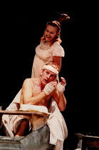 The Persecution and Assassination of MARAT as Performed by the Inmates of the Asylum of Charenton under the Direction of the Marquis de SADE by Peter Weiss English version by Geoffrey Skelton verse ad...
