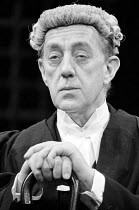 A VOYAGE ROUND MY FATHER by John Mortimer director: Ronald Eyre <br> Alec Guinness (Father) ** lo-res for selection purposes only: hi-res available to order ** Theatre Royal Haymarket, London SW1 04/0...