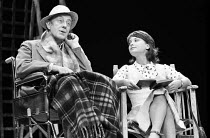 A VOYAGE ROUND MY FATHER by John Mortimer director: Ronald Eyre <br> Alec Guinness (Father), Nicola Pagett (Elizabeth) ** lo-res for selection purposes only: hi-res available to order ** Theatre Royal...