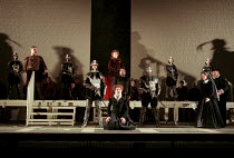 MARY STUART (MARIA STUARDA) by Donizetti translation by Amanda Holden conductor: Jean-Yves Ossonce set design: Peter J. Davison costumes: Jasper Conran lighting: Jean Kalman choreography: Nicola Bowie...