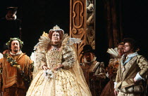 GLORIANA  music: Benjamin Britten  libretto: William Plomer  based on 'Elizabeth and Essex: A Tragic History' by Lytton Strachey  conductor: Mark Elder design: Alix Stone director: Colin Graham <br>...