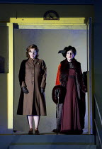 THE QUEEN OF SPADES ('Pique Dame') by Tchaikovsky after Pushkin conductor: Edward Gardner design: Gideon Davey lighting: Wolfgang Goebbel choreographer: Lorena Randi director: David Alden <br> l-r: G...