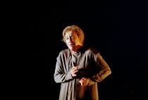 Josephine Barstow (The Kostelnicka) in JENUFA by Janacek at Opera North, Leeds, England in 1995 <br> conductor: Paul Daniel design & direction: Tom Cairns choreography & co-direction: Aletta Collins l...