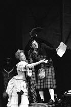 THE CABINET MINISTER by Arthur Wing Pinero set design: Simon Higlett costumes: Terence Emery lighting: Robert Bryan director: Braham Murray <br> Maureen Lipman (Lady Kitty Twombley), Teddy Kempner (Jo...