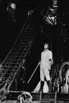 MUTINY! book: Richard Crane lyrics: Richard Crane & David Essex music: David Essex set design: William Dudley costumes: Ruth Myers lighting: Mark Henderson director: Michael Bogdanov <br>~David Essex...