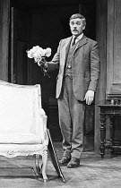 UNCLE VANYA by Anton Chekhov in a new version by Christopher Hampton design: Deirdre Clancy director: Anthony Page <br> Paul Scofield (Vanya) Royal Court Theatre, London SW1 24/02/1970 (c) Donald Coop...