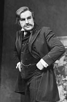 UNCLE VANYA by Anton Chekhov in a new version by Christopher Hampton design: Deirdre Clancy director: Anthony Page <br> Colin Blakely (Doctor Astrov) Royal Court Theatre, London SW1 24/02/1970 (c) Don...