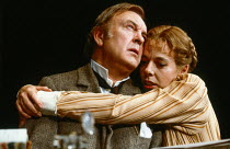 UNCLE VANYA by Anton Chekhov in a translation by John Murrell set design: Daphne Dare costumes: Ann Curtis lighting: Mark Pritchard director: Christopher Fettes <br> Donald Sinden (Vanya), Frances de...