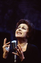PIAF by Pam Gems design: John Gunter lighting: David Hersey director: Peter Hall <br> Elaine Paige (Edith Piaf) Piccadilly Theatre, London W1 13/12/1993 (c) Donald Cooper/Photostage photos@photostage....