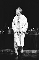 THE MADNESS OF GEORGE III by Alan Bennett design: Mark Thompson lighting: Paul Pyant director: Nicholas Hytner <br> Nigel Hawthorne (King George III) Lyttelton Theatre, National Theatre (NT), London S...
