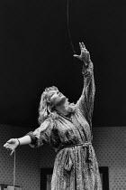 ABSURD PERSON SINGULAR written & directed by Alan Ayckbourn design: Michael Holt lighting: Francis Stevenson <br> Jennifer Wiltsie (Eva Jackson) a Stephen Joseph Theatre, Scarborough production / Whit...