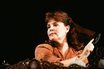 SHADES by Sharman Macdonald design: Christopher Morley lighting: Brian Harris choreography: Quinny Sacks director: Simon Callow <br> Pauline Collins (Pearl) Albery Theatre, London WC2 23/07/1992 (c) D...