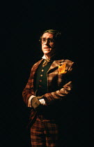 THE WIND IN THE WILLOWS by Kenneth Grahame adapted by Alan Bennett design: Mark Thompson lighting: Paul Pyant director: Nicholas Hytner <br> Toad dressed for his trial: Griff Rhys Jones (Toad) Olivier...