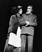 PYGMALION by George Bernard Shaw set design: Carl Toms costumes: Bob Ringwood lighting: John B Read director: Denise Coffey <br> Lesley-Anne Down (Eliza Doolittle), Donald Eccles (G.B.S) The Young V...
