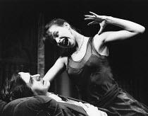DRACULA by Bram Stoker dramatised by Hamilton Dean & John L Balderston design: Jane Ripley lighting: Graham Large director: Alan Dossor <br> Nicholas Le Prevost (Jonathan Harker), Tracey Ullman (Lucy...