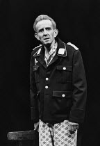 HESS by Michael Burrell director: Philip Grout <br> Michael Burrell (Rudolf Hess) The Young Vic, London SE1 26/07/1978 (c) Donald Cooper/Photostage photos@photostage.co.uk ref/BW-P-232-36
