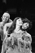 THE DUCHESS OF MALFI by John Webster design: Karen Roston director: Nancy Meckler <br>centre: Dinah StabbFreehold Theatre Company / Young Vic, London SE1 06/10/1970(c) Donald Cooper/Photostage photos@...