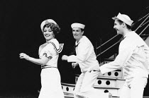 ANYTHING GOES music & lyrics: Cole Porter original book: P.G.Wodehouse & Guy Bolton new book: Timothy Crouse, John Weidman, Howard Lindsay & Russel Crouse design: Tony Walton lighting: Paul Gallo chor...