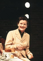 Brenda Blethyn (Alma) in THE BED BEFORE YESTERDAY by Ben Travers at the Almeida Theatre, London N1 17/05/1994  design: Johan Engels lighting: Mark Henderson director: Peter Wood