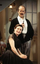 Brenda Blethyn (Alma), Charles Kay (Victor Keene) in THE BED BEFORE YESTERDAY by Ben Travers at the Almeida Theatre, London N1 17/05/1994  design: Johan Engels lighting: Mark Henderson director: P...
