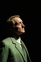 Charles Dance (Halder) in GOOD by C P Taylor at the Donmar Warehouse, London WC2  23/03/1999  design: Christopher Oram lighting: Hartley T A Kemp director: Michael Grandage