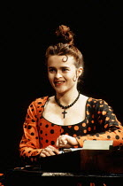 Helena Bonham Carter (Rosine) in THE MARRIAGE OF FIGARO by Beaumarchais at the Palace Theatre Watford 11/03/1992  design: Bruno Santini lighting: Christopher Toulmin director: Lou Stein