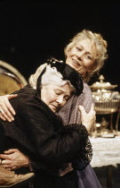 l-r: Rachel Kempson, Vanessa Redgrave in CHEKHOV'S WOMEN at the Lyric Theatre Hammersmith, London W6 07/03/1989  directed by Vanessa Redgrave & David Hargreaves