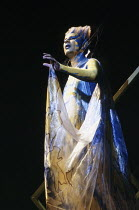 James Bowman (Oberon) in A MIDSUMMER NIGHT'S DREAM by Benjamin Britten after Shakespeare at the The Royal Opera, Covent Garden, London WC2 17/06/1986  music: Benjamin Britten libretto: Benjamin Br...