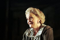 Sheila Hancock (Vassa) in VASSA by Maxim Gorky at the Albery Theatre, London WC2 20/01/1999  an Almeida Theatre Company production adapted and directed by Howard Davies design: Robert Howell light...