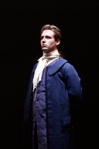 Linus Roache (William Randall) in INDIGO by Heidi Thomas at the Thomas Royal Shakespeare Company (RSC), The Other Place, Stratford-upon-Avon 08/07/1987  design: Roger Glossop lighting: Paul Denby...