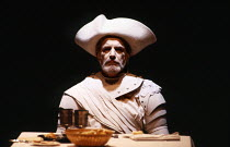 Sylvester Morand (Don Gonzalo Ulloa) in THE LAST DAYS OF DON JUAN by Nick Dear at the Royal Shakespeare Company (RSC), Swan Theatre, Stratford-upon-Avon 05/04/1990  after Tirso de Molina translato...