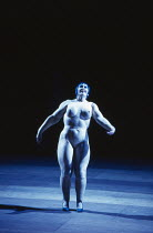 Judith Howarth (Woglinde) in DAS RHEINGOLD by Wagner at the The Royal Opera, Covent Garden, London WC2 13/10/1994  conductor: Bernard Haitink design: Nigel Lowery lighting: Pat Collins director: R...