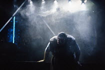 Alexander Oliver (Mime) in DAS RHEINGOLD by Wagner at the The Royal Opera, Covent Garden, London WC2 16/09/1991  conductor: Bernard Haitink design: Peter Sykora lighting: John B Read director: Got...
