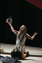 Graham Clark (Mime) in SIEGFRIED by Wagner at the The Royal Opera, Covent Garden, London WC2 27/03/1995 conductor: Bernard Haitink design: Nigel Lowery lighting: Pat Collins movement: Matthew Hami...