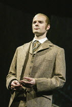 Oliver Darley (Sir Percival Glyde) in THE WOMAN IN WHITE at the Palace Theatre, London W1 15/09/2004 music: Andrew Lloyd Webber lyrics: David Zippel book: Charlotte Jones based on the novel by Wilkie...