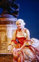 Karita Mattila (Fiordiligi) in COSI FAN TUTTE by Mozart at the Royal Opera, Covent Garden, London WC2 12/07/1986 music: Wolfgang Amadeus Mozart libretto: Lorenzo Da Ponte conductor: Gabriele Ferro set...