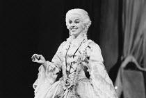 Anne Sophie von Otter (Dorabella) in COSI FAN TUTTE by Mozart at the Royal Opera, Covent Garden, London WC2 12/07/1986 music: Wolfgang Amadeus Mozart libretto: Lorenzo Da Ponte conductor: Gabriele Fer...